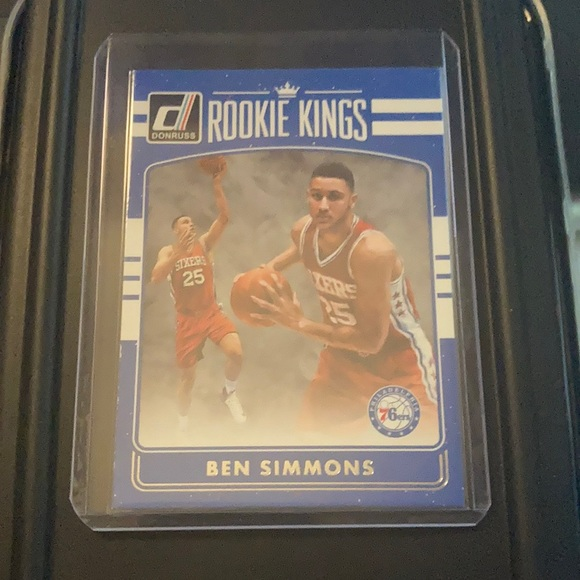 Ben Simmons Rookie Kings Card